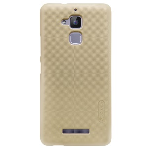 NILLKIN Frosted Shield PC Hard Shell for Asus Zenfone 3 Max ZC520TL - Gold