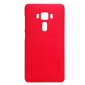 NILLKIN Super Frosted Shield Hard Cover for Asus Zenfone 3 Deluxe ZS570KL - Red