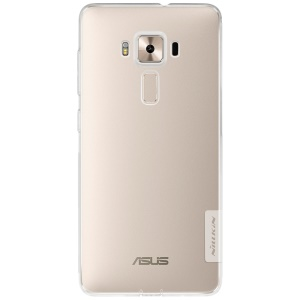 NILLKIN 0.6mm Nature Soft TPU Case for Asus Zenfone 3 Deluxe ZS570KL - White