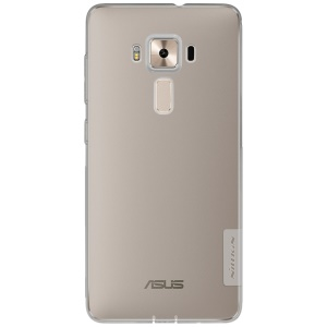 NILLKIN 0.6mm Nature Soft TPU Cover for Asus Zenfone 3 Deluxe ZS570KL - Grey