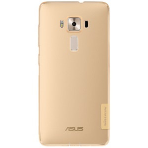 NILLKIN 0.6mm Nature TPU Phone Case for Asus Zenfone 3 Deluxe ZS570KL - Brown