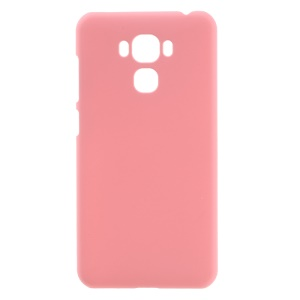 Rubberized Hard Cover Case for Asus Zenfone 3 Max ZC553KL - Pink
