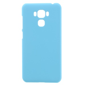 Rubberized Hard Case Shell for Asus Zenfone 3 Max ZC553KL - Baby Blue