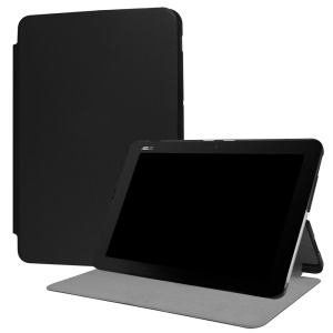 Stand Leather Protective Case for Asus Transformer Mini T102HA - Black