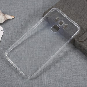 Thickened Crystal Clear Drop Resistant Mobile Phone Case for Asus Zenfone 3 Max ZC553KL (TPU)