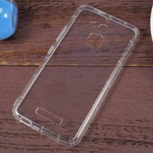 Drop-proof Thickened Clear TPU Phone Case for Asus Zenfone 3 Max ZC520TL