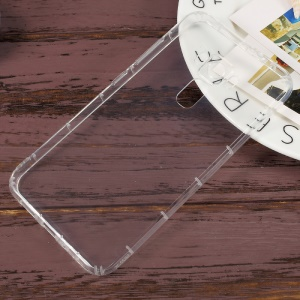 Drop-proof Thickened Clear TPU Phone Case for Asus Zenfone 3 ZE552KL