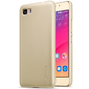 NILLKIN Super Frosted Shield Hard Back Case for Asus Zenfone 3s Max ZC521TL - Gold
