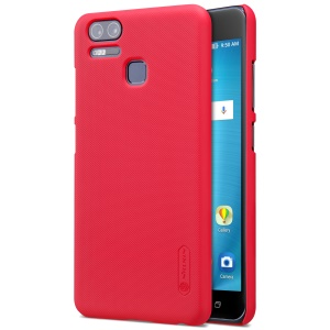 NILLKIN for Asus Zenfone 3 Zoom ZE553KL Super Frosted Shield Hard Case - Red