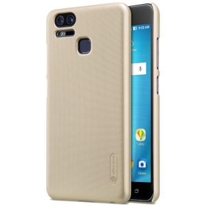 NILLKIN Super Frosted Shield Hard PC Shell for Asus Zenfone 3 Zoom ZE553KL - Gold