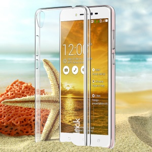 IMAK Crystal Clear Case II forAsus Zenfone Live ZB501KL Scratch-proof PC Mobile Phone Cover