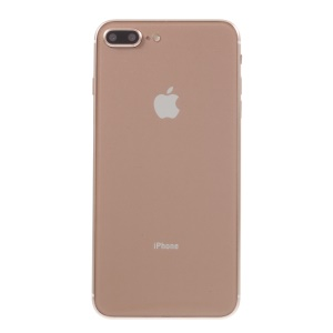 1:1 Scale Black Screen Display Dummy Phone Fake Phone Model for iPhone 8 Plus 5.5-inch - Gold