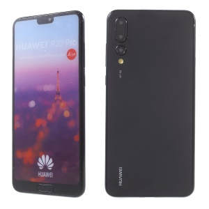 Colored Screen Dummy Phone Replica Model for Huawei P20 Pro - Purple