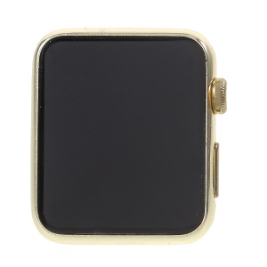 1:1 Scale Non-real Display Dummy Watch Replica Model for Apple Watch Series 3/2/1 38mm - Gold