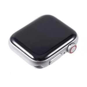 [Dark Screen] 1:1 Scale Dummy Display Model for Apple Watch Series 4 40mm - Silver