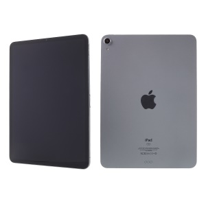 1:1 Scale Non-real Dark Screen Display Dummy Model for iPad Pro 12.9-inch (2018) - Grey