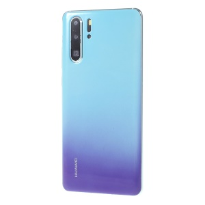 1:1 Scale Non-real Black Screen Display Dummy Model Phone for Huawei P30 Pro - Sky Blue