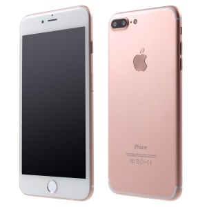 1:1 Scale Non-working Display Dummy Phone Replica Model for iPhone 7 Plus 5.5-inch - Rose Gold Color