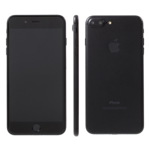 Fake Display Replica Dummy Phone Model for iPhone 7 Plus 5.5-inch - Matte Black