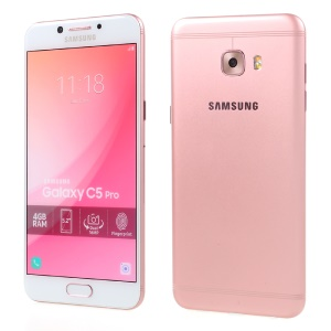 Non-working Dummy Phone Display Model for Samsung Galaxy C5 Pro - Rose Gold