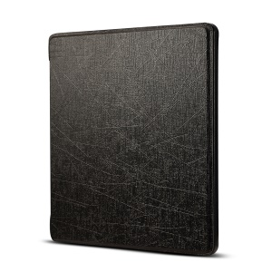 Oracle Texture Leather Flip Case Para Amazon All-new Kindle Oasis 7-inch (2017) - Negro