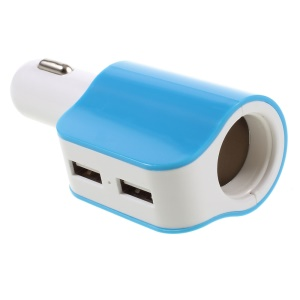 5V 2.1A Dual USB Ports Car Charger for iPhone/iPad/Samsung