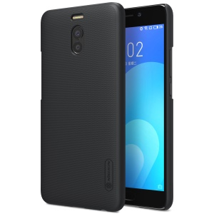 NILLKIN Super Frosted Shield Plastic Hard Back Shell for Meizu M6 Note - Black