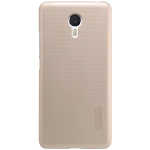 NILLKIN Frosted Shield Hard Cover for Meizu m3 note/Charm Notes3 - Gold