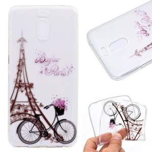 Eiffel Tower and Bike