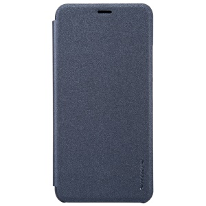 NILLKIN Sparkle Series Leather Folio Case for Meizu m3 - Black