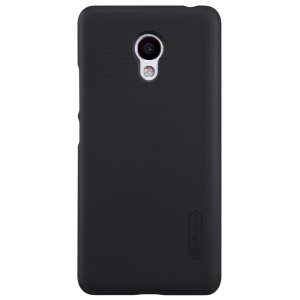 NILLKIN Super Frosted Shield Hard Phone Cover for Meizu m3s - Black