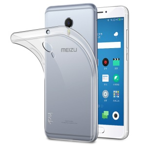 IMAK Stealth Case Clear 0.7mm TPU Back Case for Meizu m3 Max