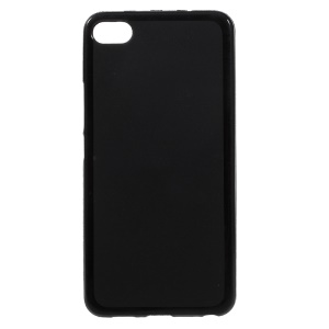 Double-sided Frosted TPU Phone Case Accessory for Meizu U20 - Black