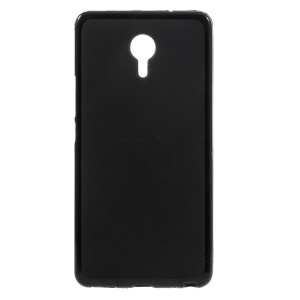 Matte Anti-fingerprint TPU Case Cover for Meizu m3 Max - Black