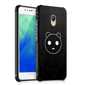 Pattern Printing All-wrapped Drop-proof TPU Case Accessory for Huawei P10 - Bear Heads