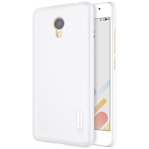 NILLKIN Super Frosted Shield PC Hard Phone Casing for Meizu A5 /M5c - White