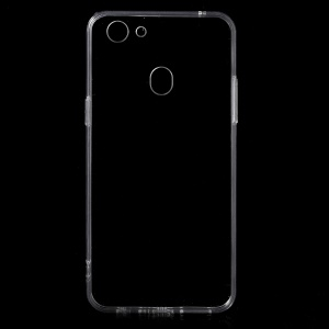 Crystal Clear Acrylic+ TPU Hybrid Back Case for OPPO F5 / A73 - Transparent