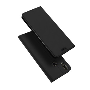 DUX DUCIS Skin Pro Series Leather Stand Case for vivo V9 - Grey