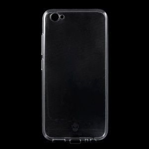 FSHANG Crystal Clear TPU Mobile Phone Case for Vivo X9