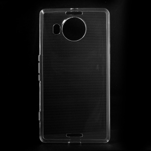 Soft TPU Gel Phone Case for Microsoft Lumia 950 XL with Non-slip Inner