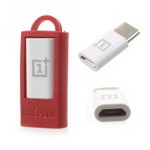 ONEPLUS OEM Micro USB Female to Type C Male Connector Adapter