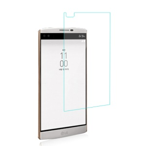 0.3mm Tempered Glass Screen Protector Guard Film for LG V10 Arc Edge