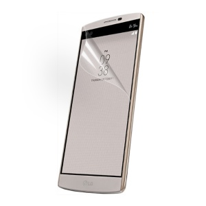Clear LCD Screen Protector Guard Film for LG V10