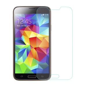 Ultrathin 0.1mm 2.5D Tempered Glass Screen Film for Samsung Galaxy S5 G900
