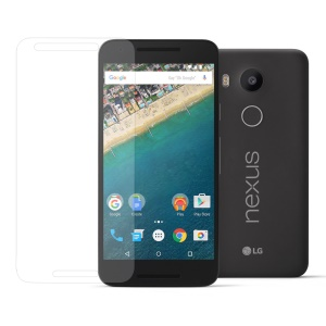 0.3mm Tempered Glass Screen Protector Film for LG Nexus 5X (Arc Edge)