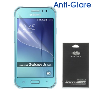 Matte Anti-glare Screen Protector for Samsung Galaxy J1 Ace (With Black Package)