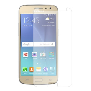 2.5D Explosion-proof Tempered Glass Screen Guard for Samsung Galaxy J2 SM-J200