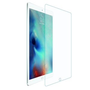 For iPad Pro 12.9 inch 0.3mm Tempered Glass Screen Guard Protector Arc Edge