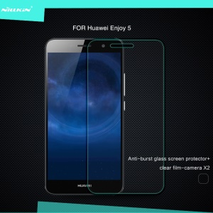 NILLKIN Amazing H for Huawei Y6 Pro / Enjoy 5 Tempered Glass Screen Protector Nanometer Anti-Explosion