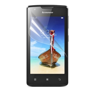 HD Clear LCD Screen Protector Film for Lenovo A1000